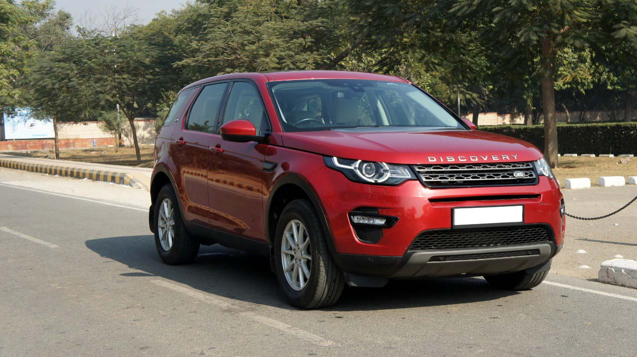Land Rover Discovery Sport 7 SEATER