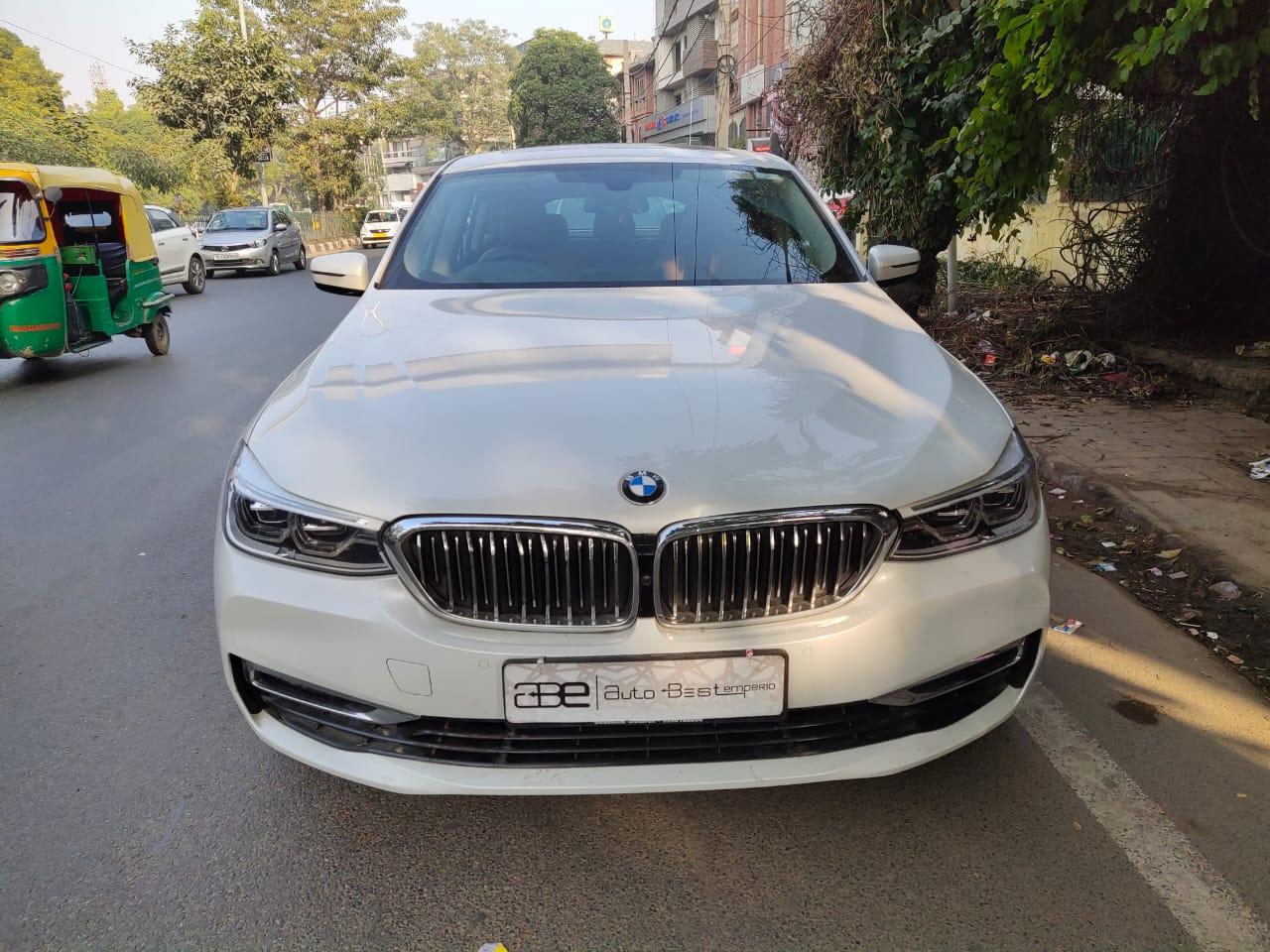 BMW 6 Series 630D GT