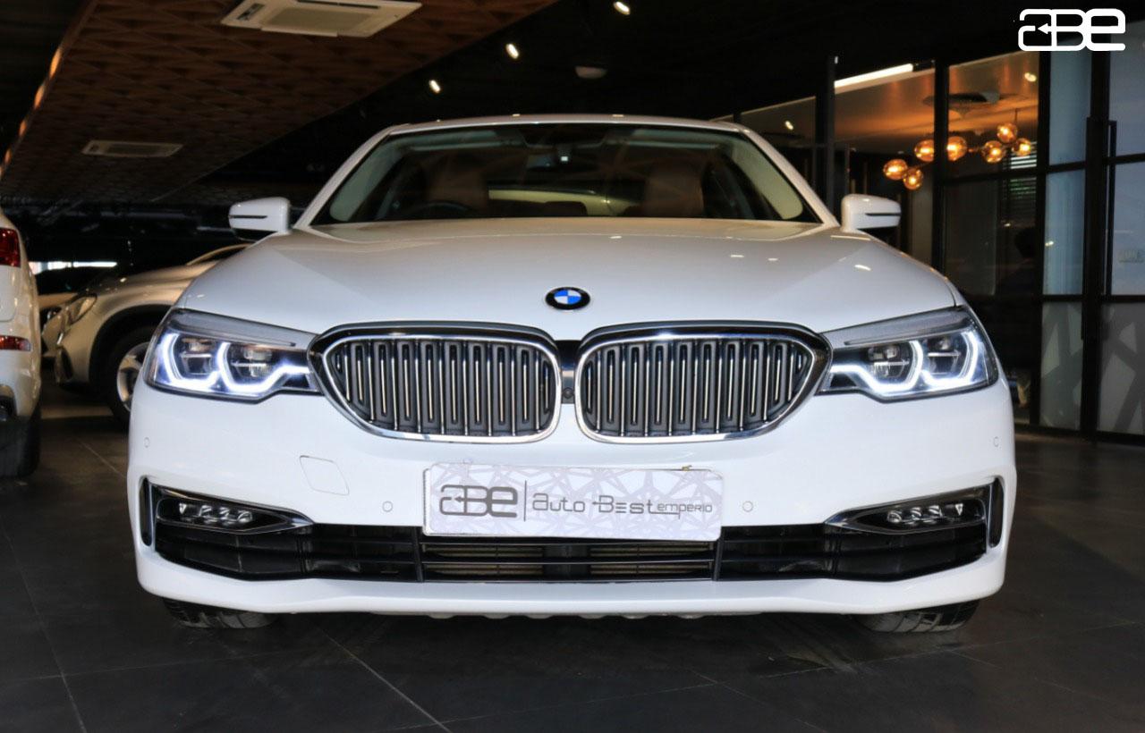 BMW 520 D Luxury Line