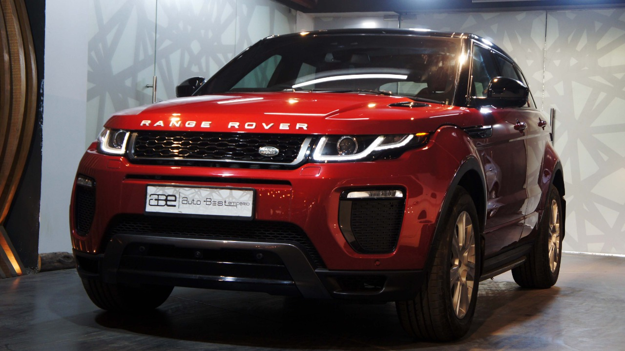 Range Rover EVOQUE HSE DYNAMIC