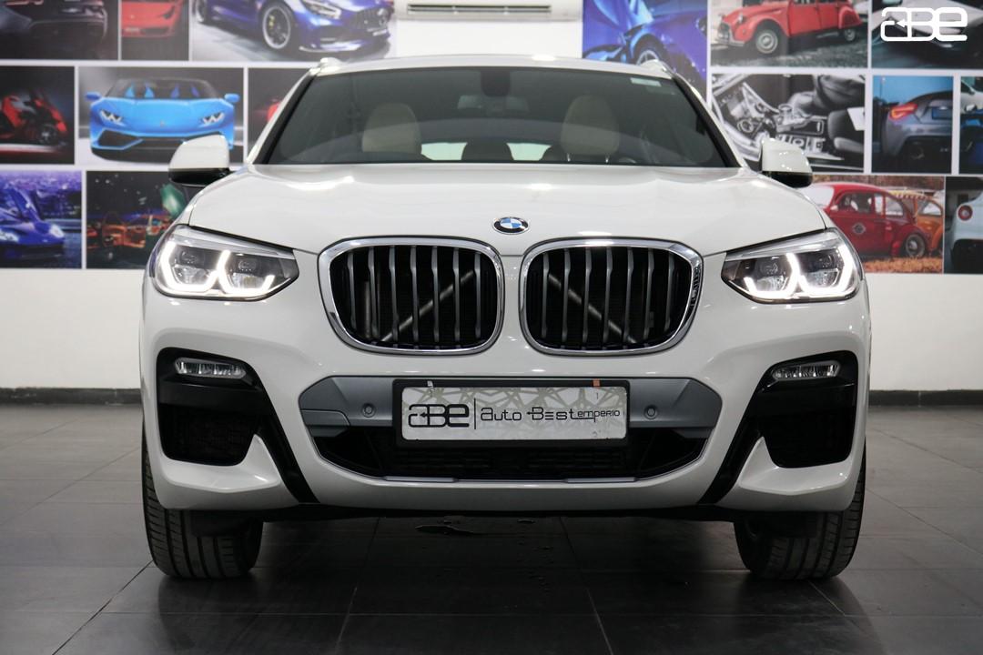 BMW X4 30D M-Sport