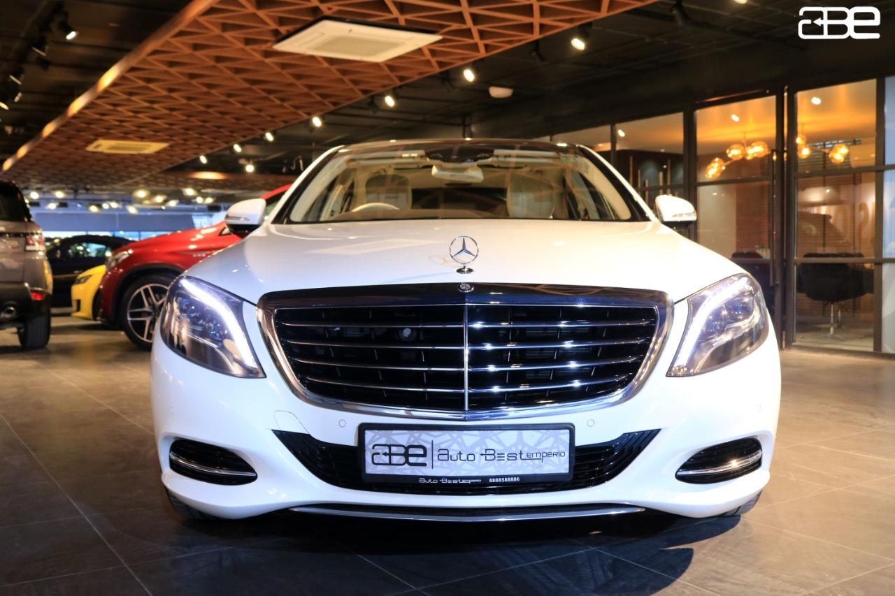 Mercedes-Benz S-350 CONNOISSEURS EDITION