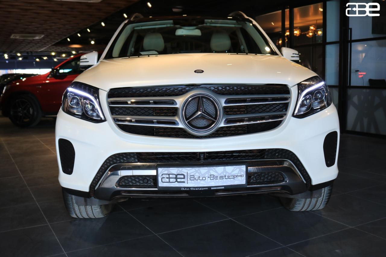 Mercedes-Benz GLS 350D CDI 4MATIC