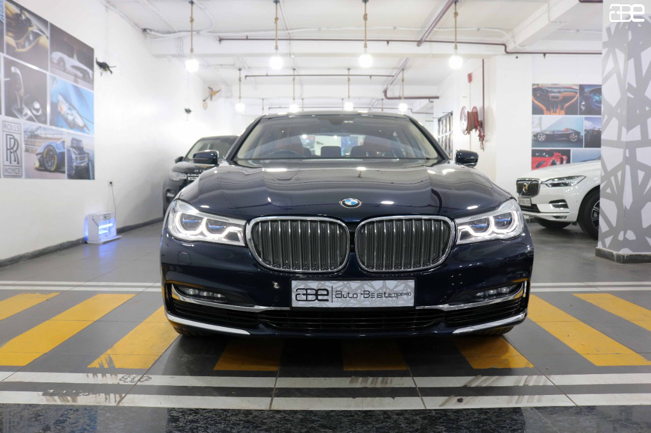 BMW 730 LD DPE Signature