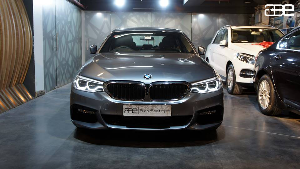 BMW 530 D (MSPORT)