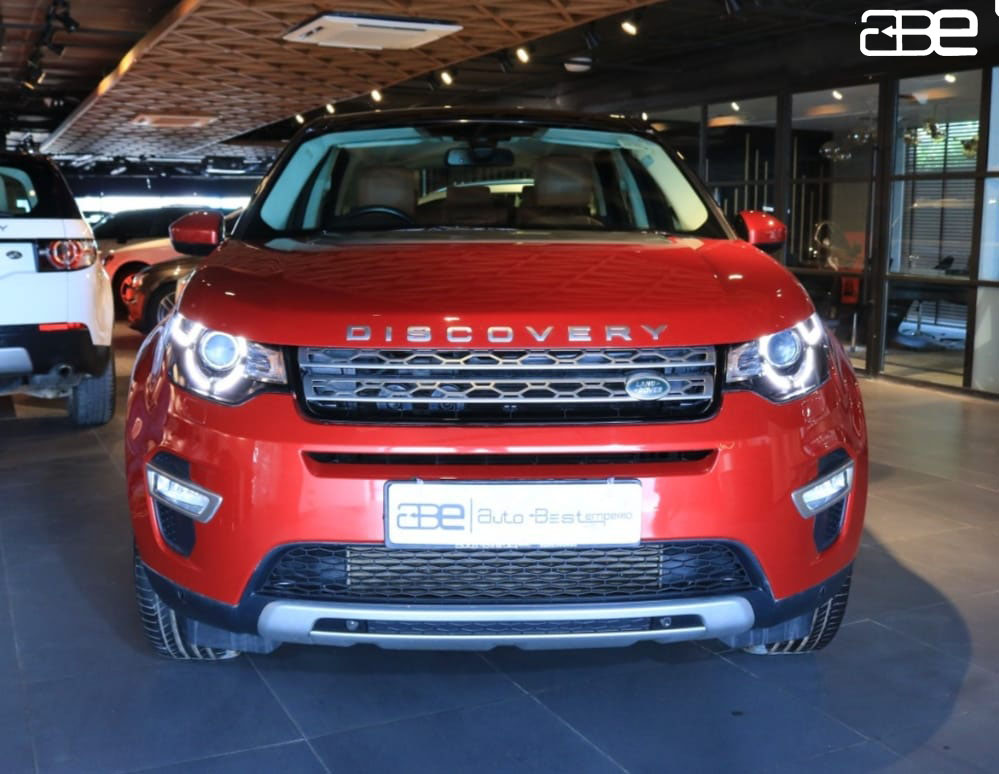 Land Rover Discovery Sport HSE Luxury 5 Seater