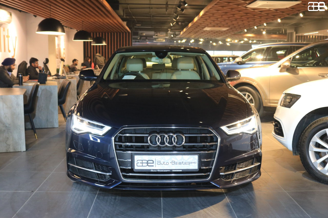Audi A6 35 TDI TECHNO