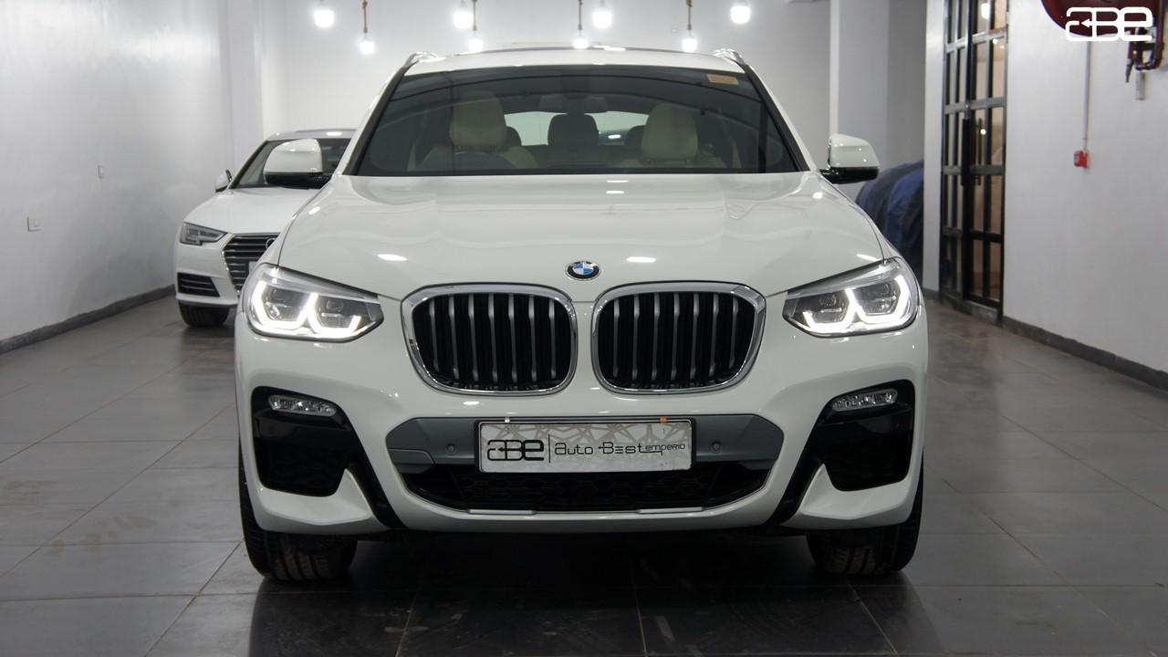 BMW X4 20D M-Sport 2.0L