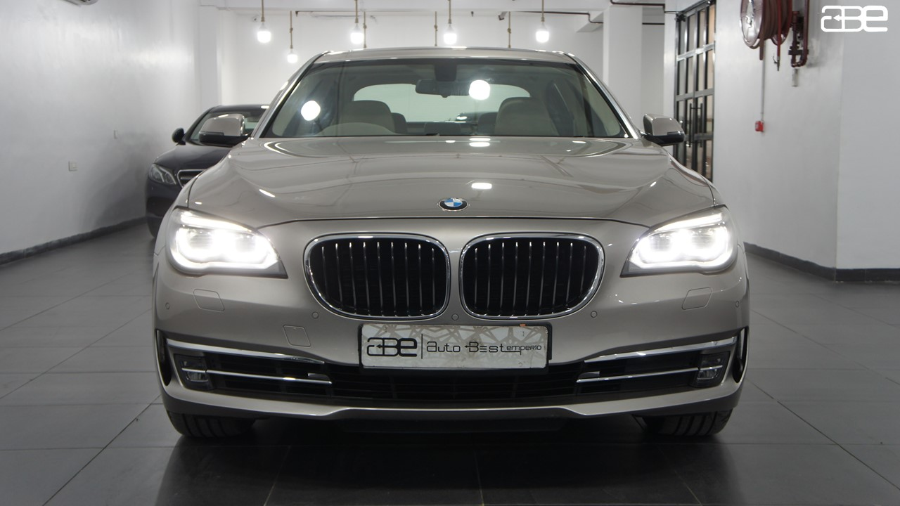 BMW 7 Series 730LD