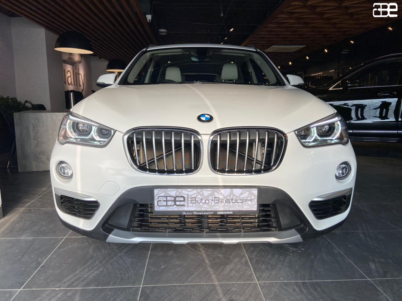 BMW X1 X-LINE S-DRIVE 20D