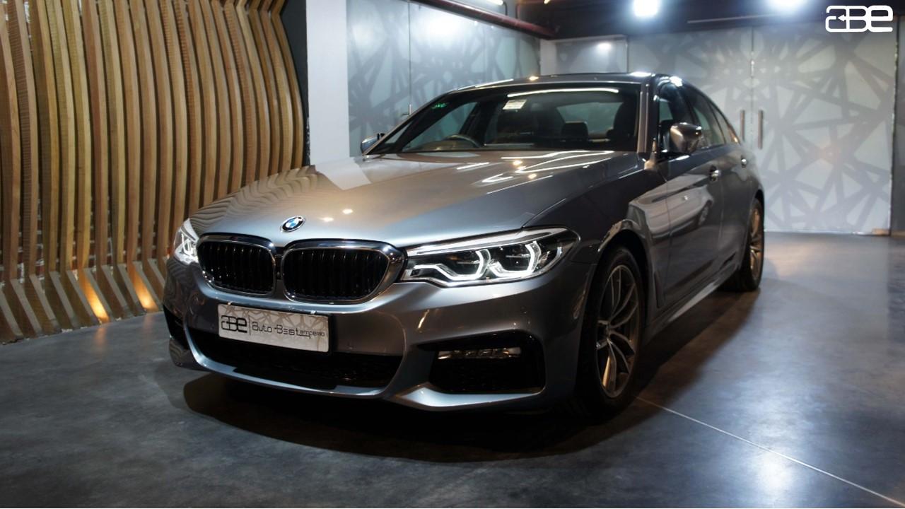 BMW 5 Series 530D M-SPORT