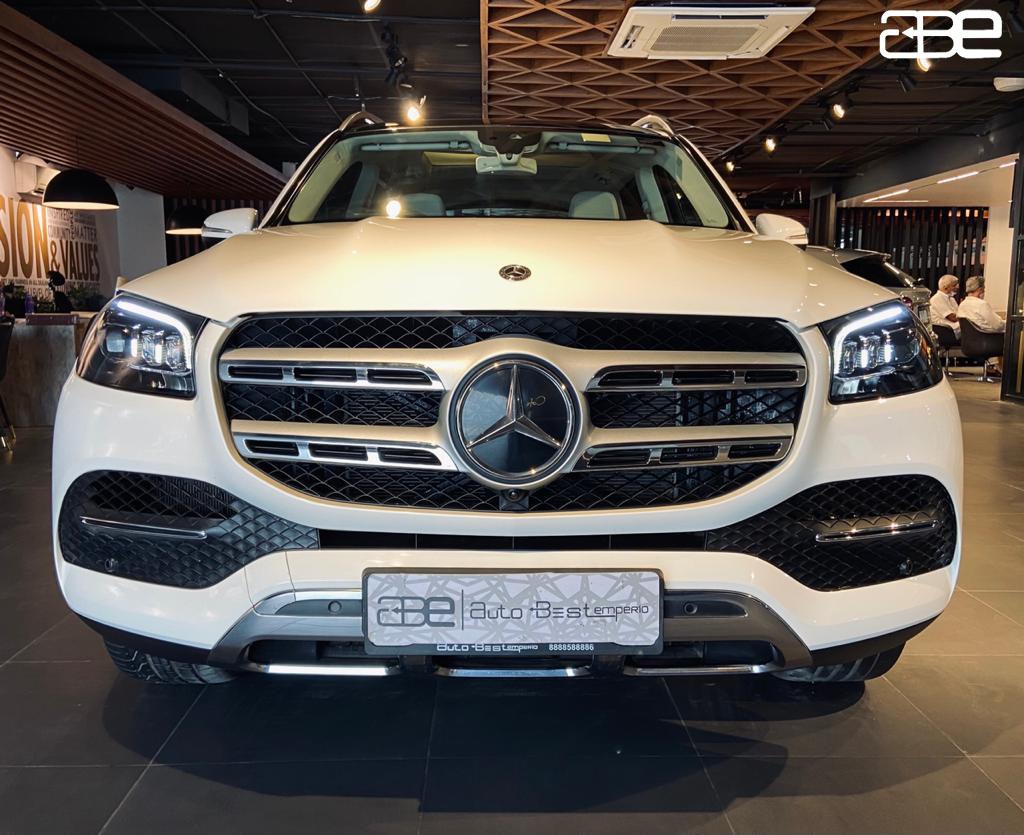 Mercedes-Benz GLS 400 D