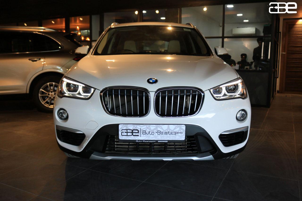 BMW X1 S-DRIVE 20 D