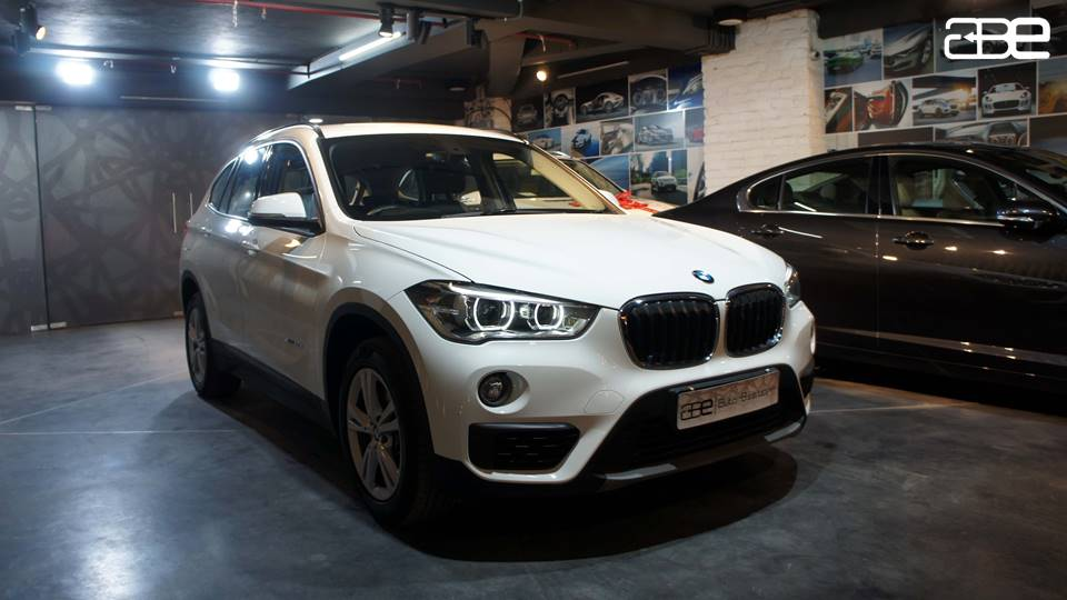 BMW X1 Expedition