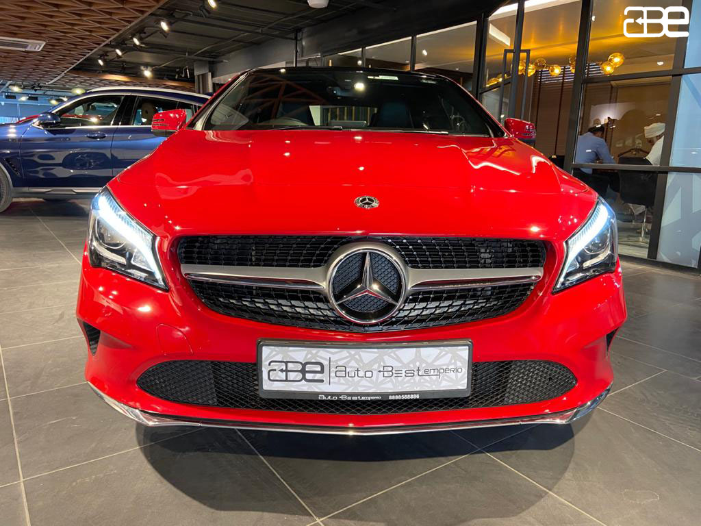 Mercedes-Benz CLA 200 CDI SPORTS