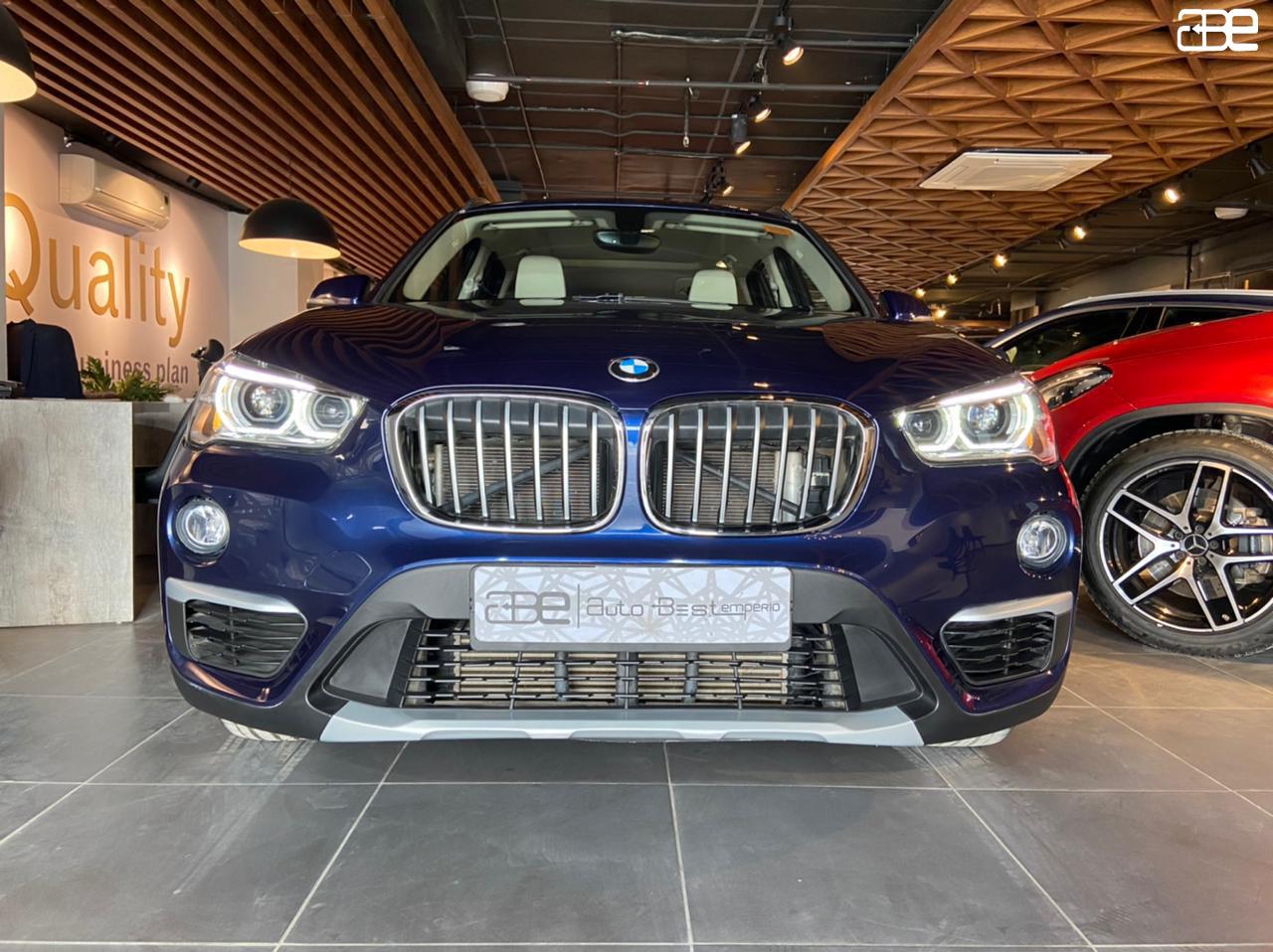 BMW X1 S-DRIVE 20-D