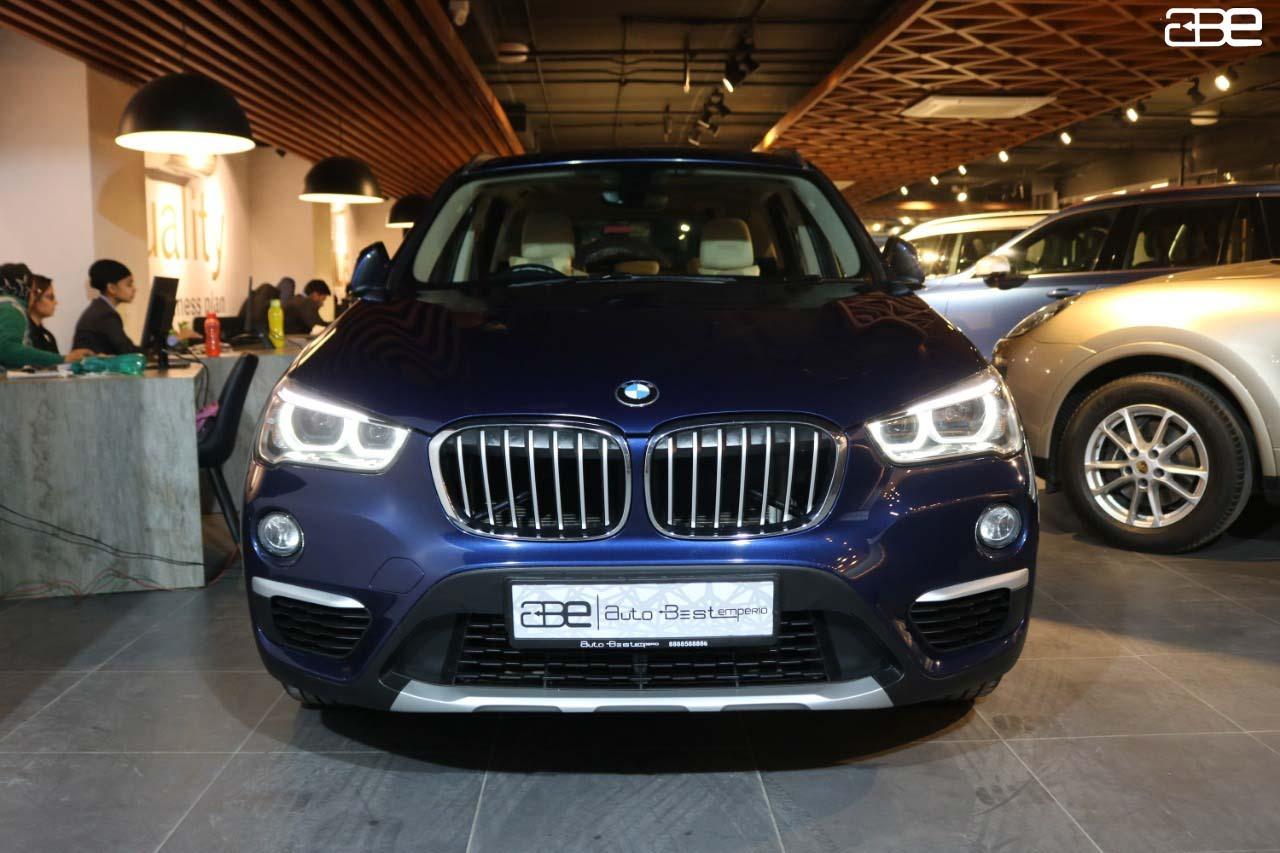 BMW X1 S-DRIVE X-LINE