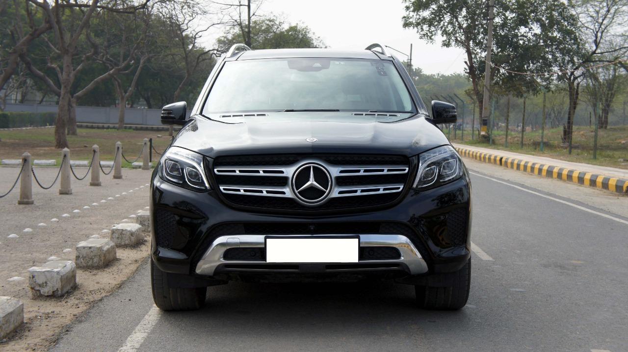 Mercedes-Benz GLS 350D (4-MATIC)