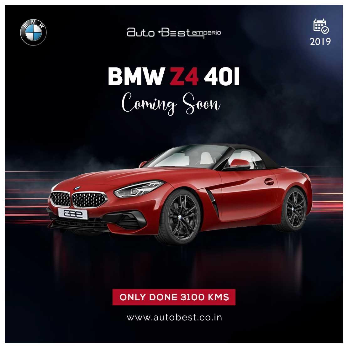 BMW Z4 40I