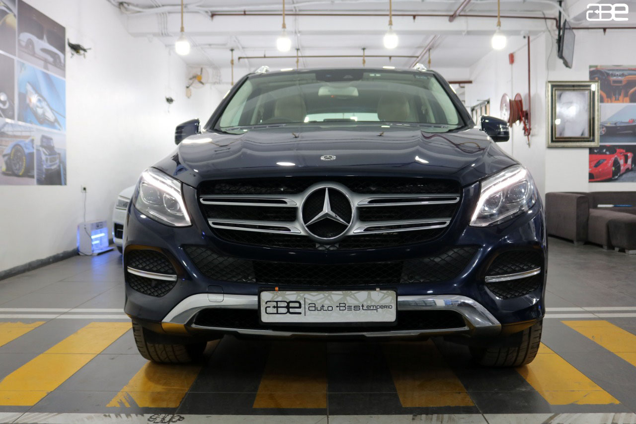 Mercedes-Benz GLE 250D