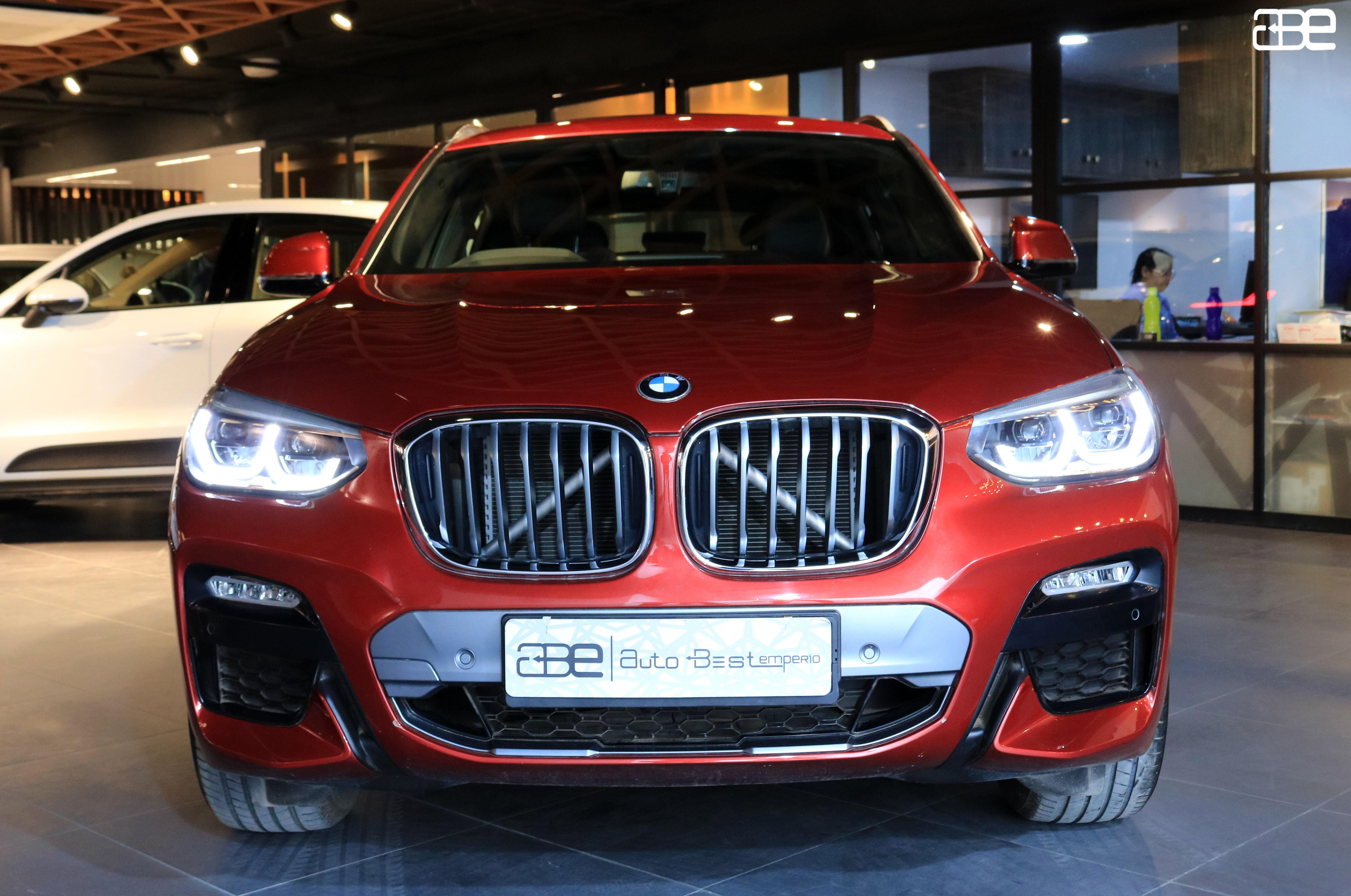 BMW X4 M-SPORT X-DRIVE 30I