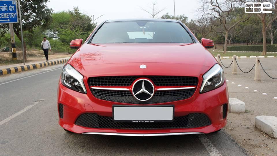 Mercedes-Benz A-Class A 180