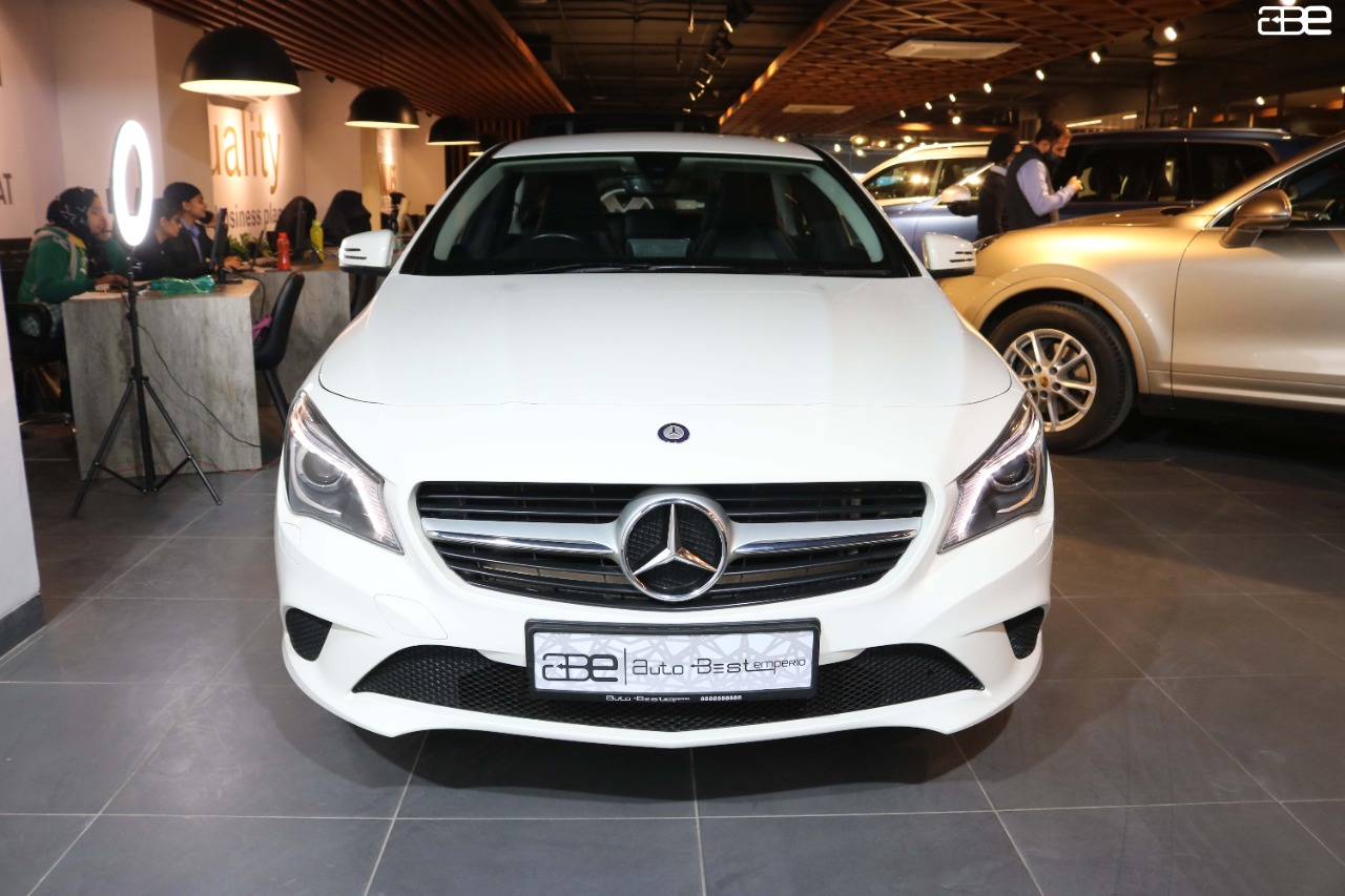 Mercedes-Benz CLA 200 CDI STYLE