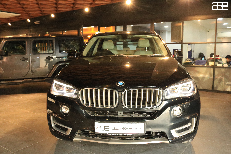 BMW X5 7-SEATER DPE-7