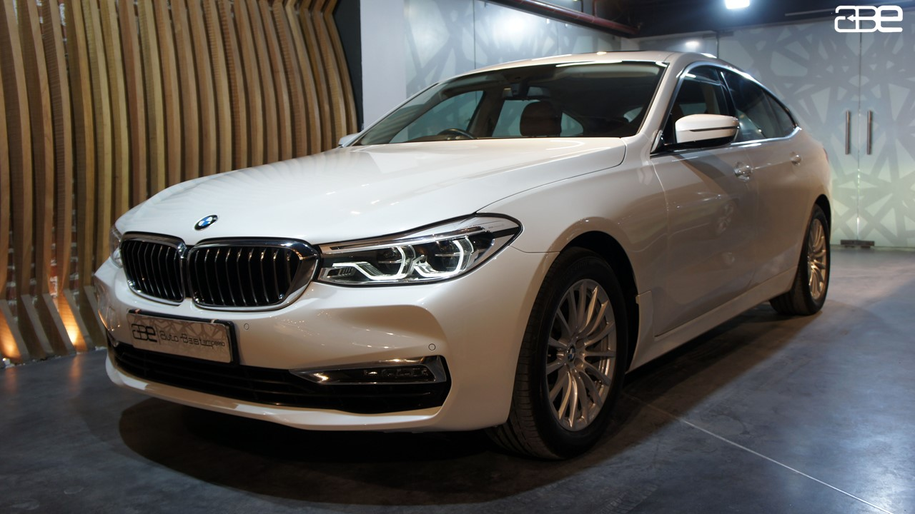 BMW 630 I GT LUXURY LINE
