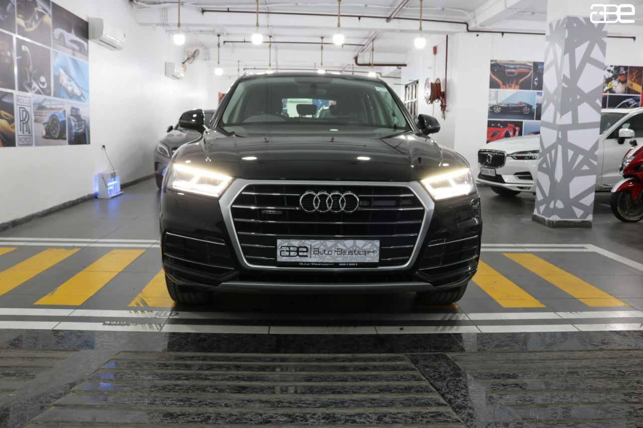Audi Q5 35 TDI Techno