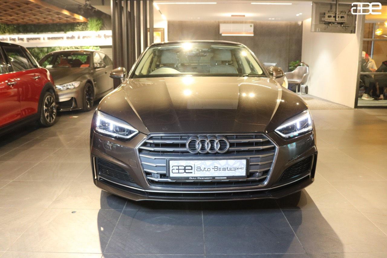 Audi A5 35 TDI TECHNO