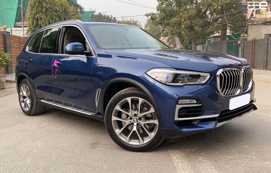 BMW X5 X-LINE X-DRIVE 30D
