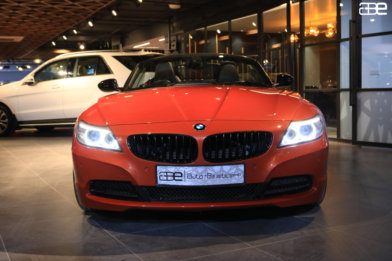 BMW Z4 S-Drive 3