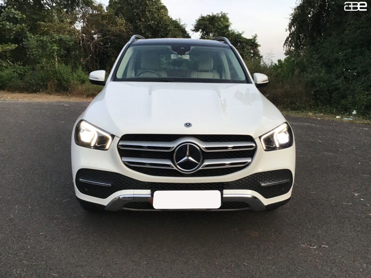 Mercedes-Benz GLE 300 D (4-MATIC) LWB