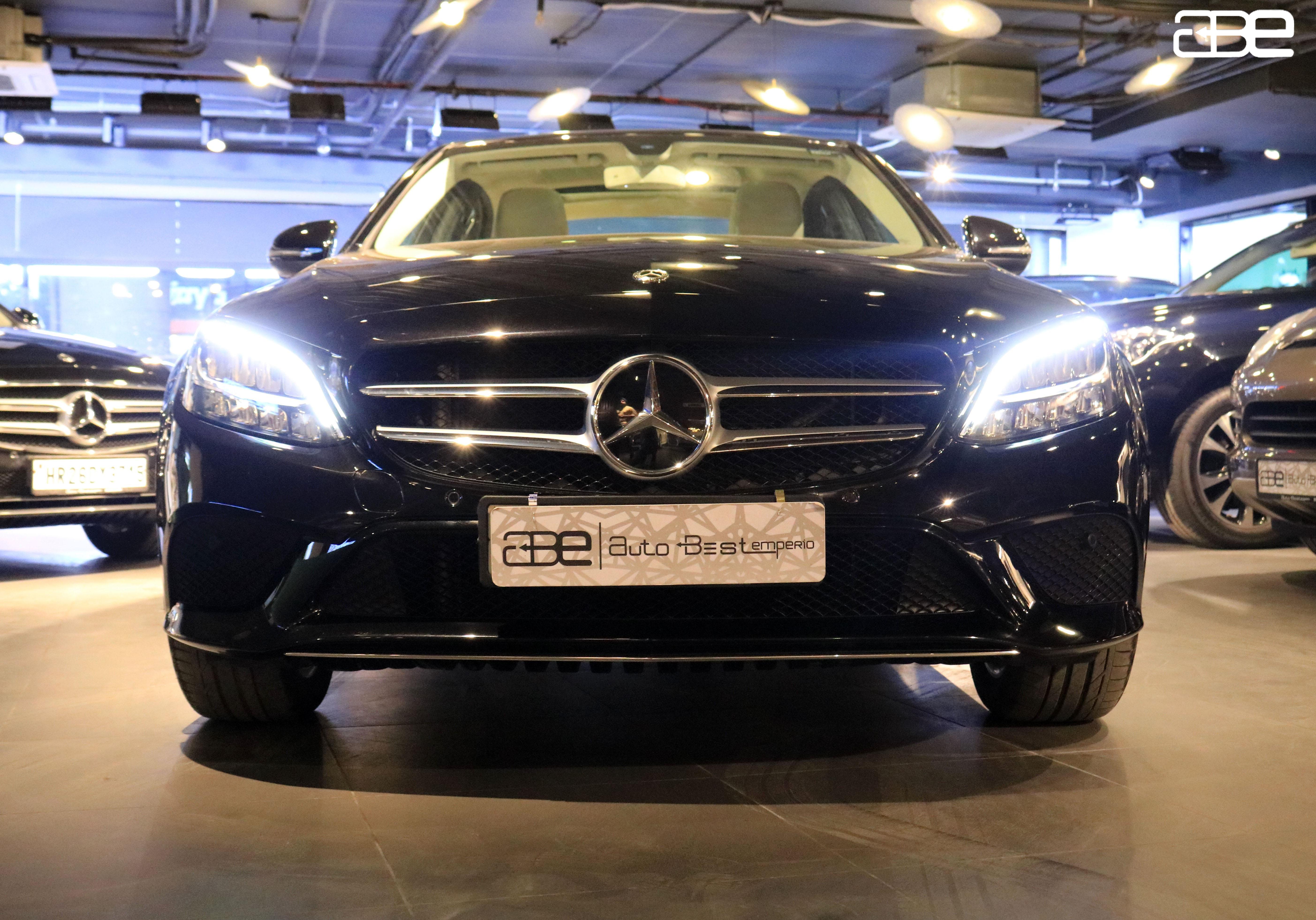 Mercedes-Benz C 220D PROGRESSIVE-3