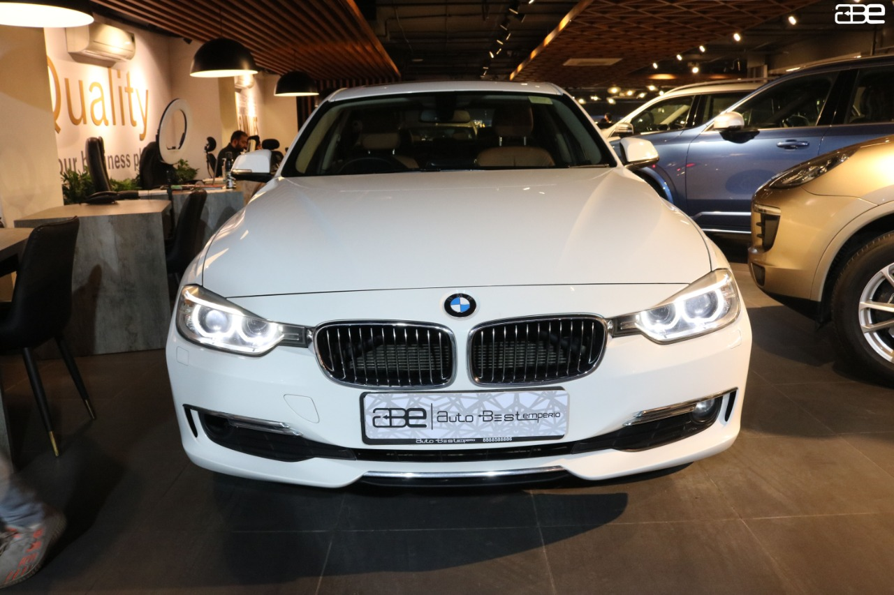 BMW 320 D Luxury Line