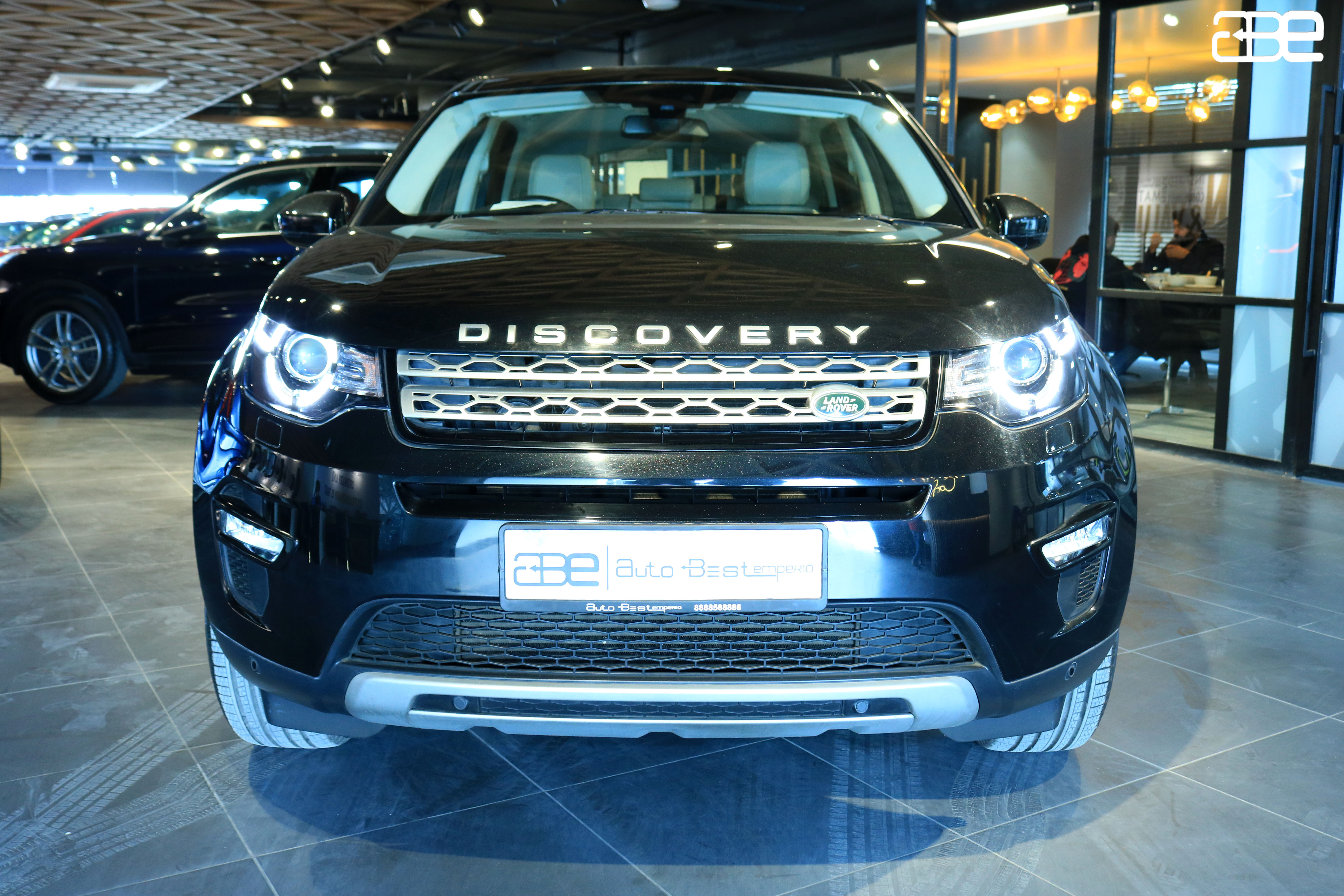 Land Rover Discovery Sport HSE-7 SEATER