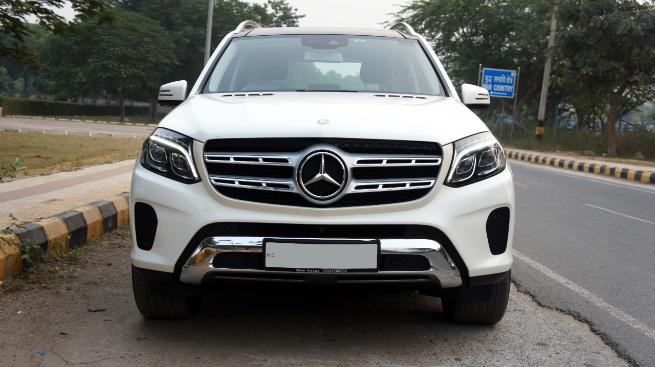 Mercedes-Benz GLS 350D (4-MATIC)
