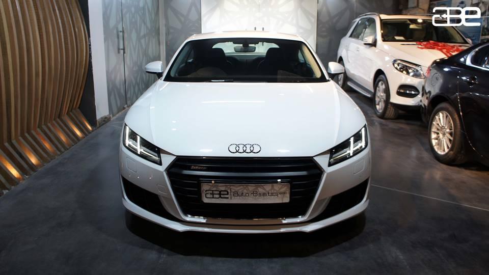 Audi TT 2.OL TFSI