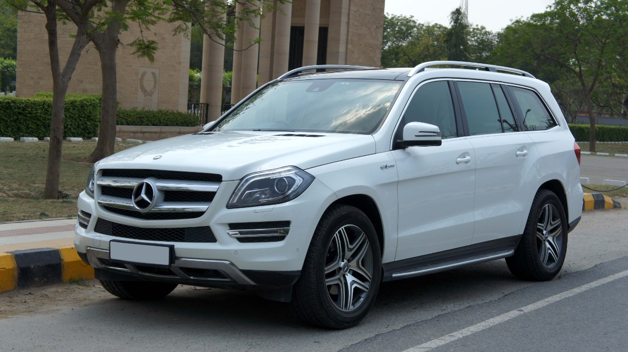 Mercedes-Benz GL 350CDI (4-MATIC)