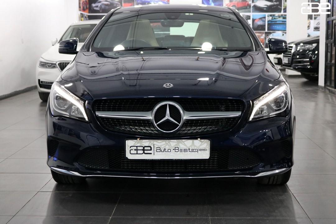 Mercedes-Benz CLA 200D SPORT