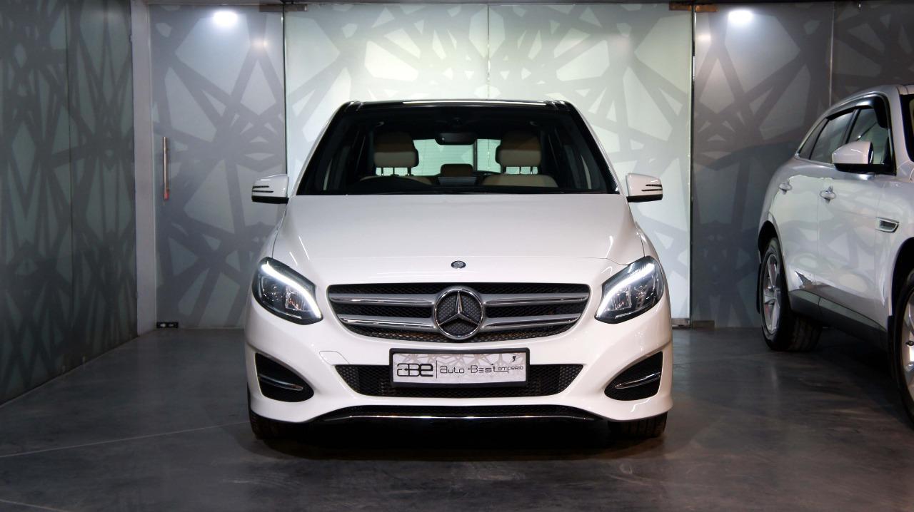 Mercedes-Benz B-Class B-200 CDI