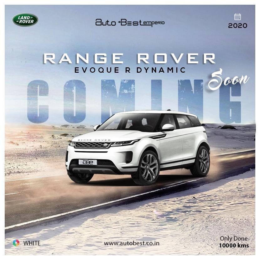 Range Rover EVOQUE R DYNAMIC