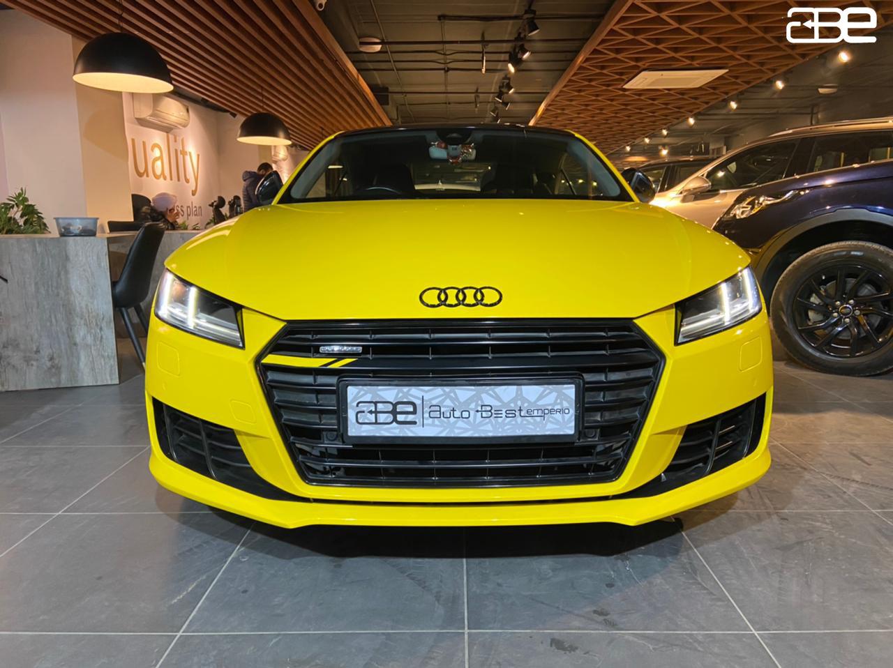 Audi TT 45 TFSI QUATTRO