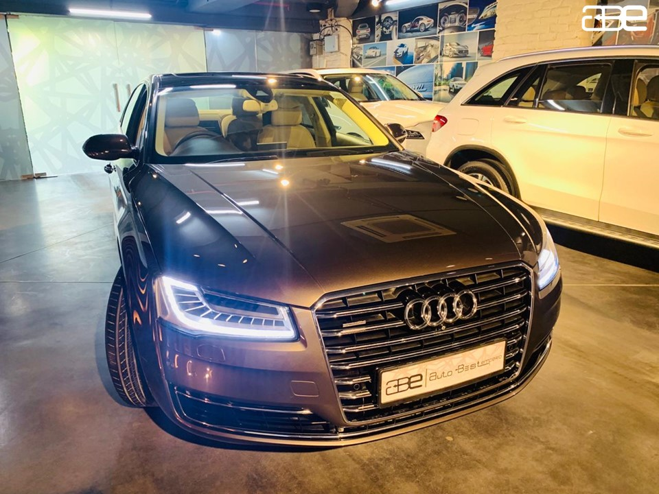 Audi A8 L 50 TDI