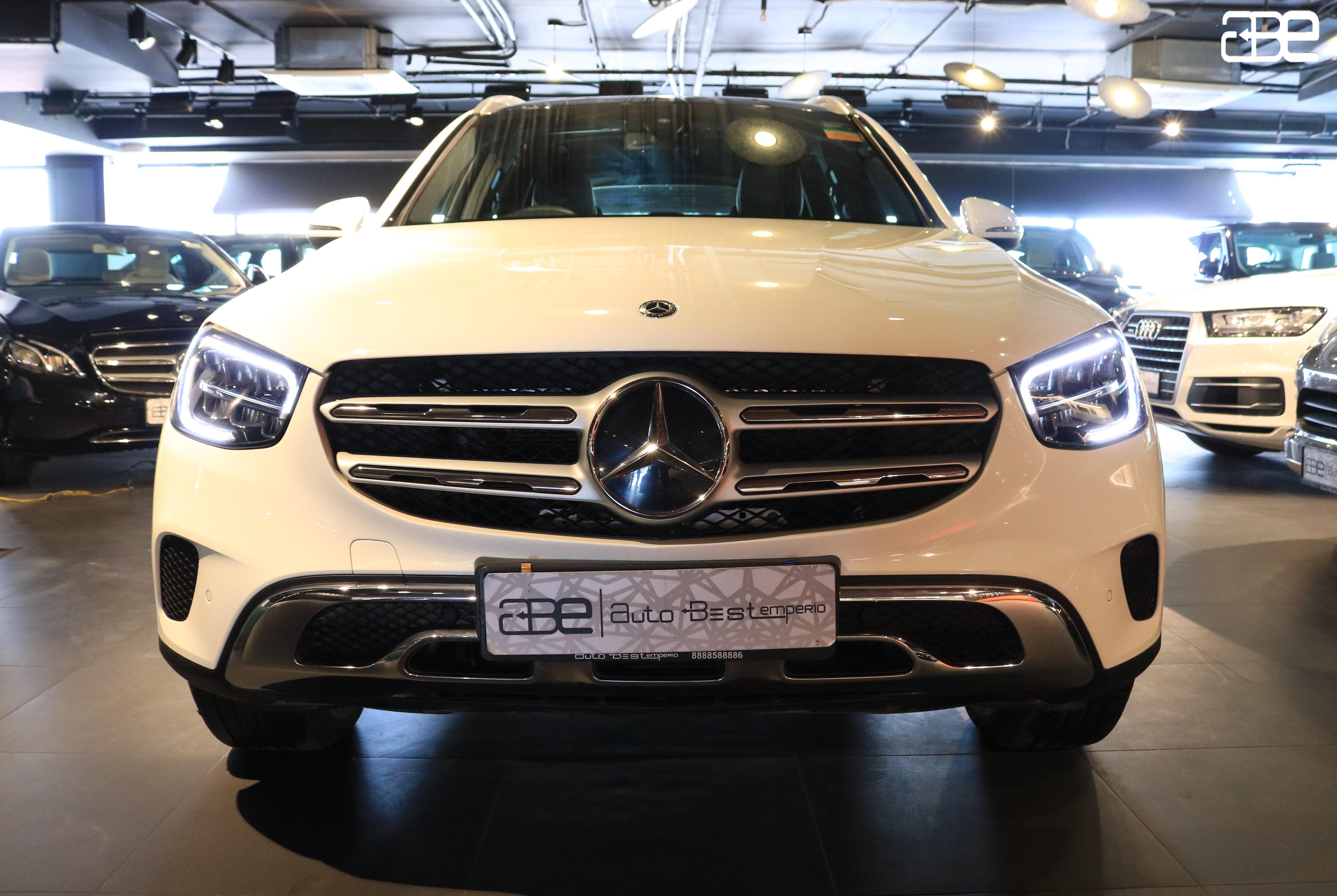Mercedes-Benz GLC-220D PROGRESSIVE