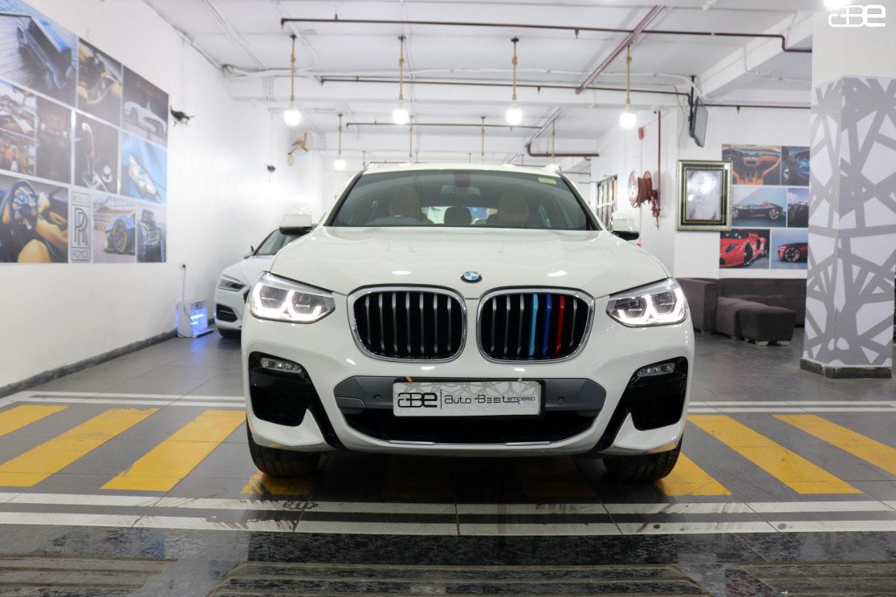 BMW X4 x Drive 20 D M Sport