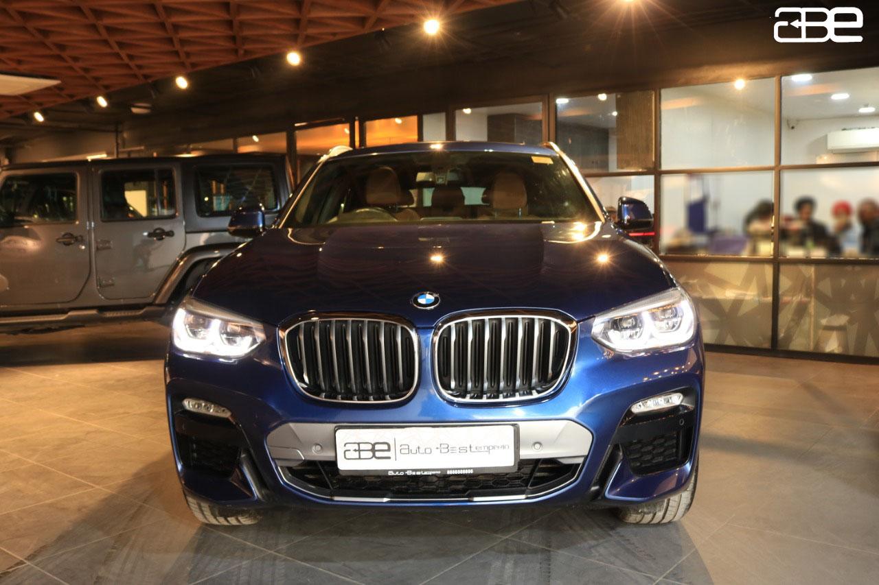 BMW X4 M-SPORT X-DRIVE 20D