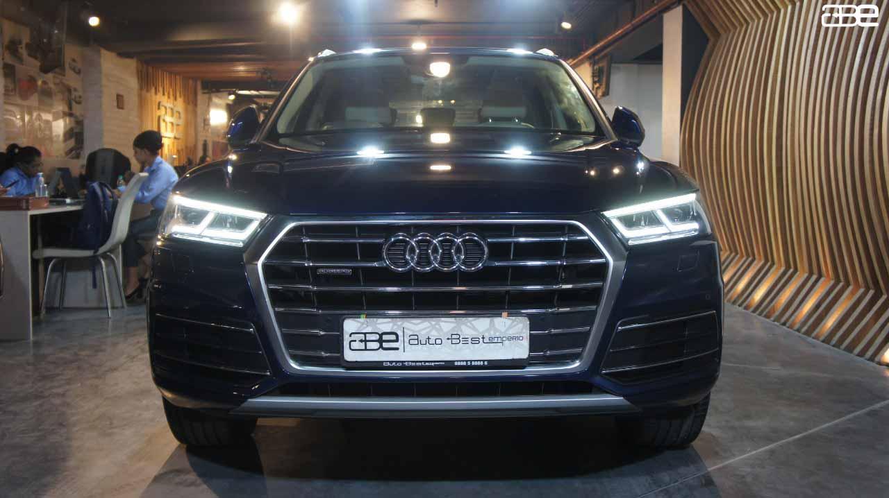Audi Q5 35 TDI Quattro Premium Plus