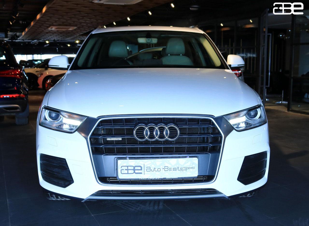 Audi Q3 35 TDI PREMIUM PLUS